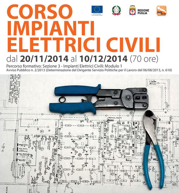 Corso impianti elettrici civili consea srl - Norme per impianti elettrici civili ...
