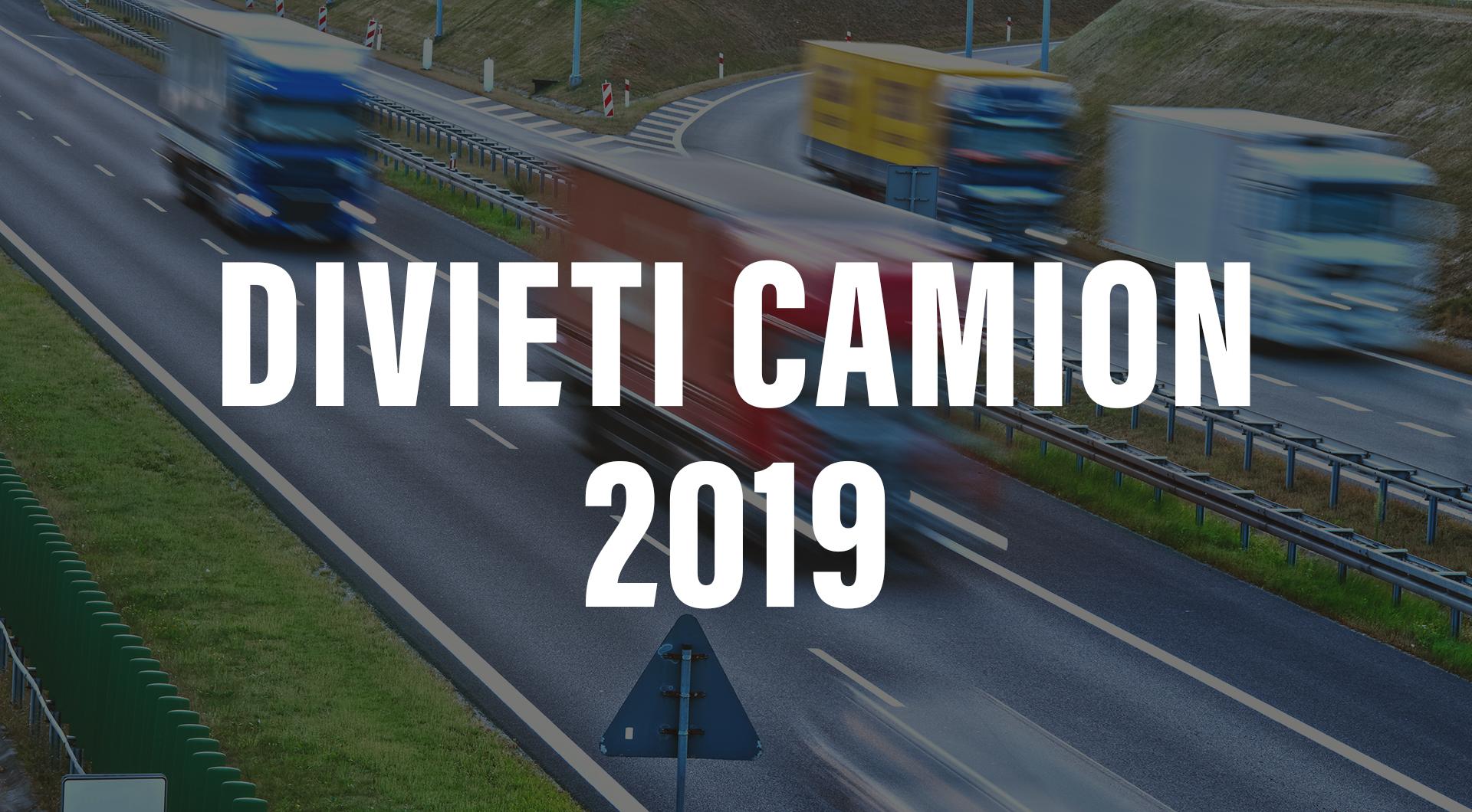 Calendario Circolazione Autocarri 2019.Divieti Camion 2019 Ecco Il Decreto Ministeriale Consea