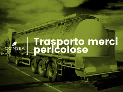Rilascio del Certificato Integrativo relativo al trasporto di merci pericolose su veicoli muniti di carrozzerie intercambiabili. Normative e modalità.