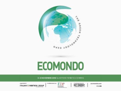Vi aspettiamo a Ecomondo
